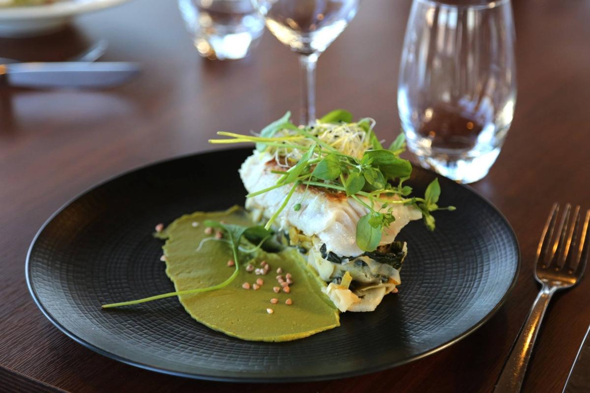 Là-Haut - Restaurant La Rochelle