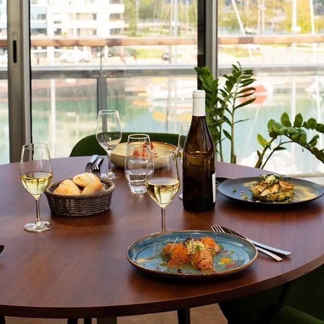 Le Restaurant - Là-Haut - Brasserie La Rochelle