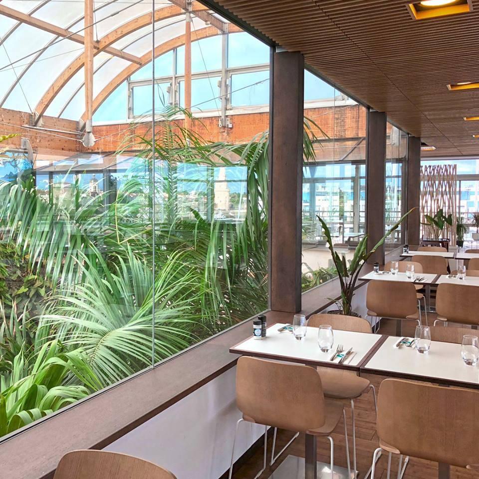 Adresse - Horaires - Téléphone - Là-Haut - Restaurant La Rochelle